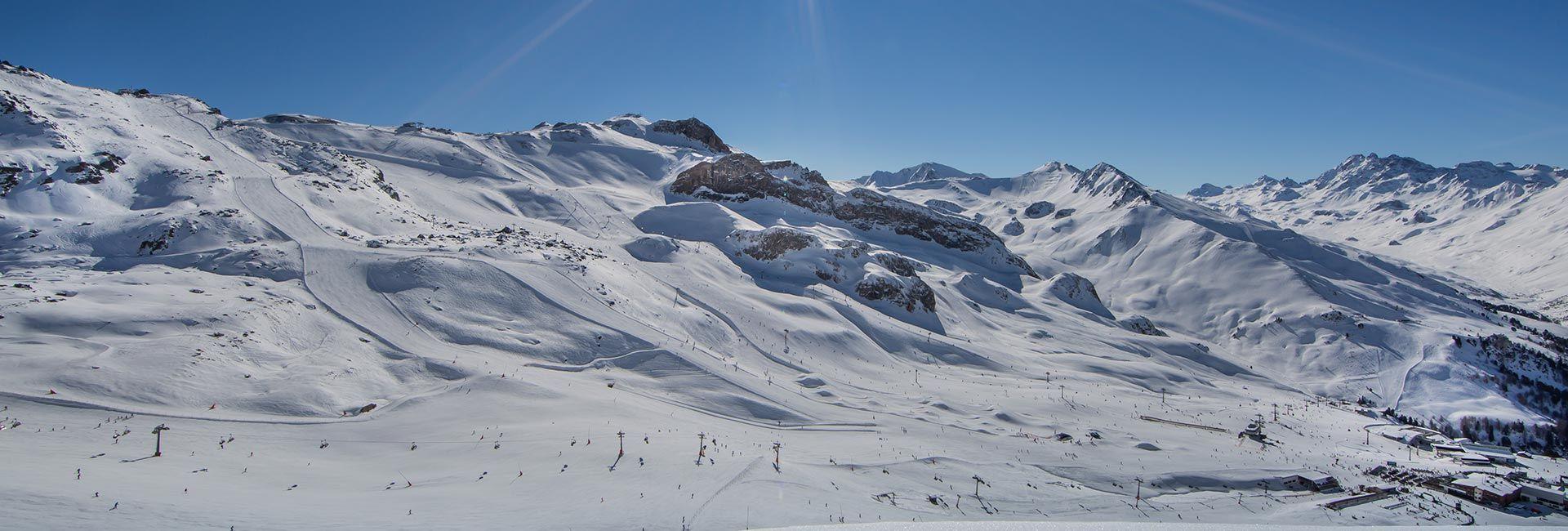 Winterurlaub in Samnaun