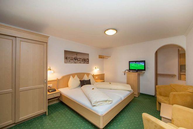 Samnaun Zimmer und Appartements Panorama