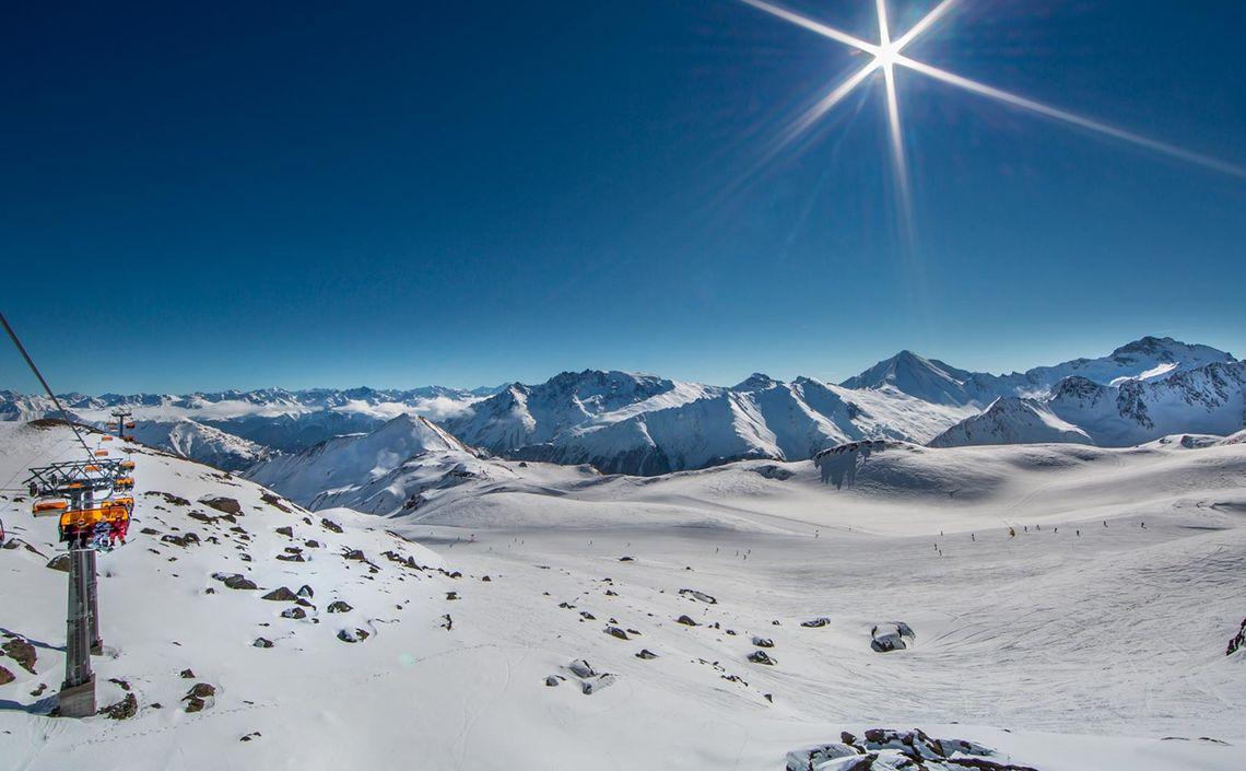 Ski holiday in Samnaun