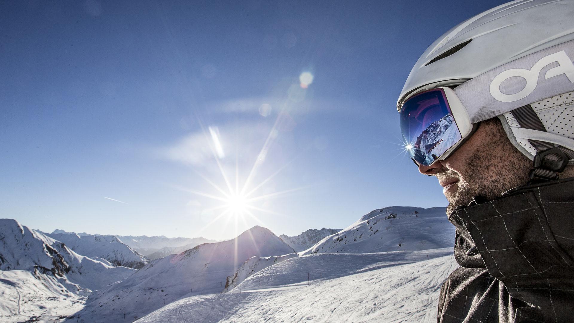 Skiurlaub Samnaun Appartement Panorama