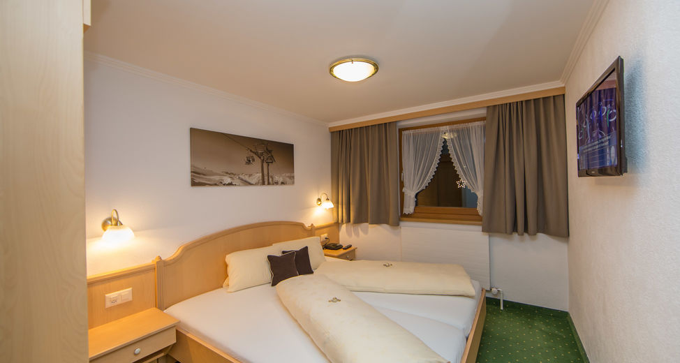Appartement (Südseite) - Zweizimmerwohnung für 4 Personen ca. 50m²