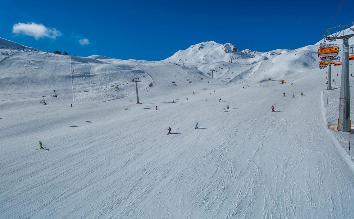 Skiurlaub in Samnaun