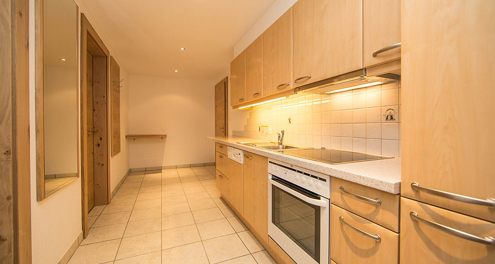 Apartment (south side) Two-room apartment approx. 50 m² for 4 persons