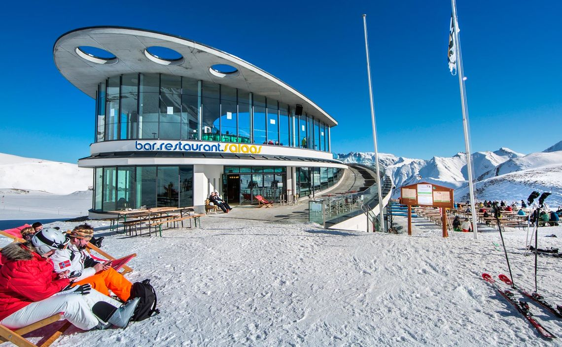 Ski holiday in Samnaun