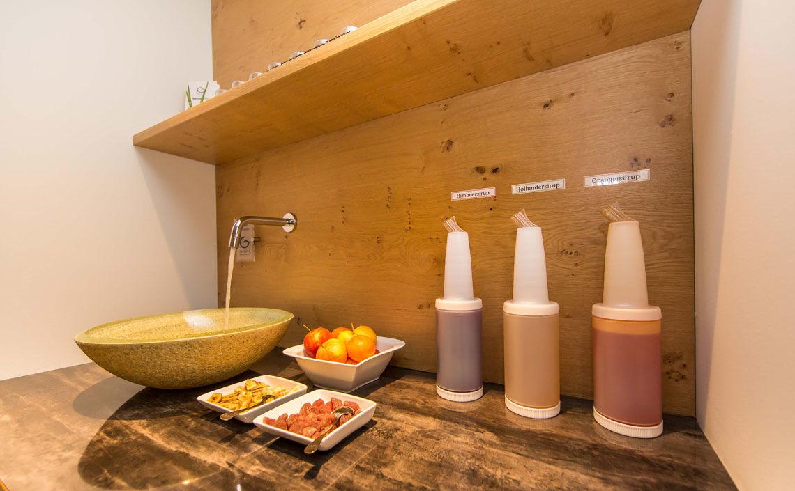 Vitaminbar Appartement Panorama Samnaun