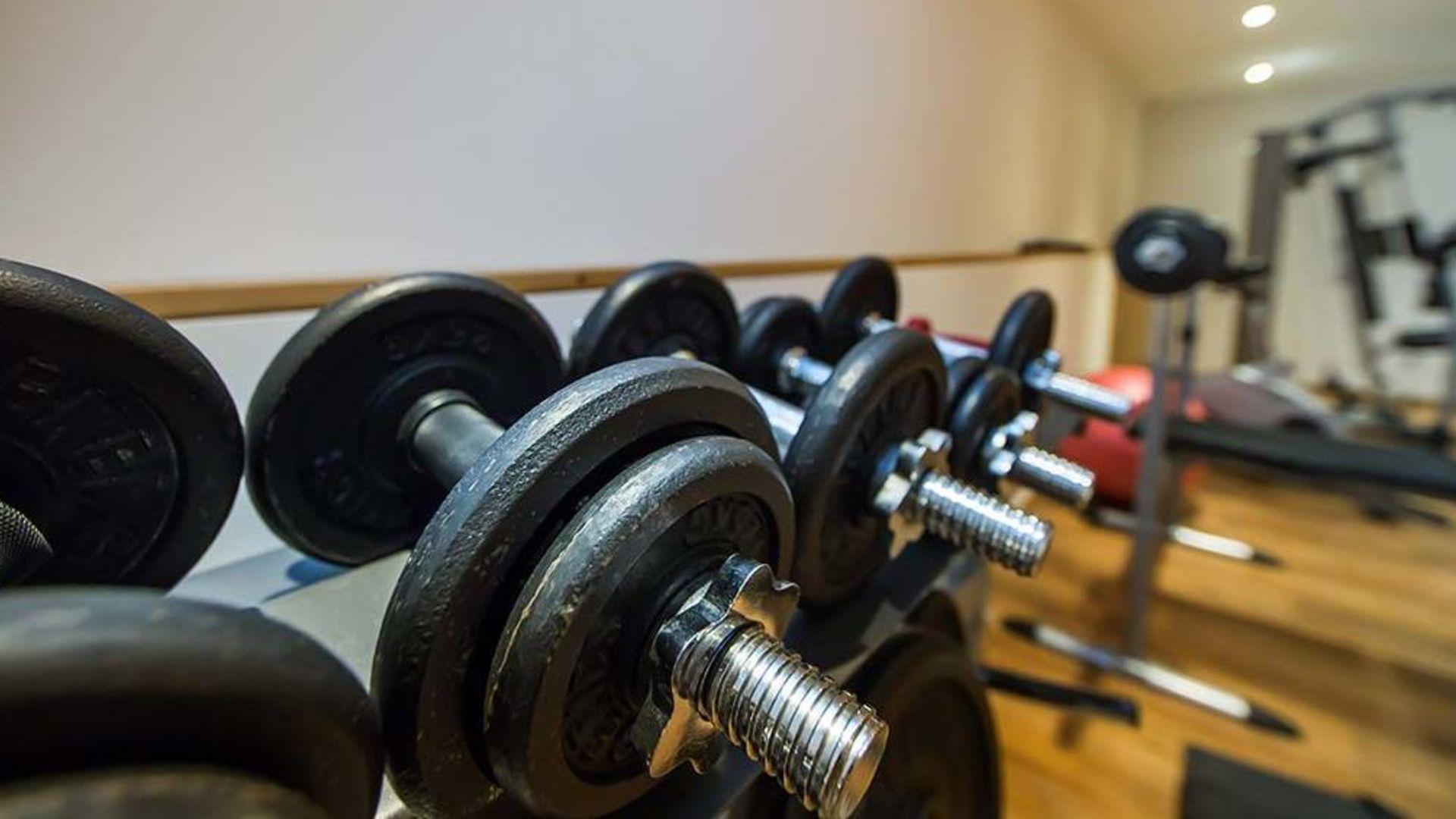 Fitness Appartement Panorama Samnaun