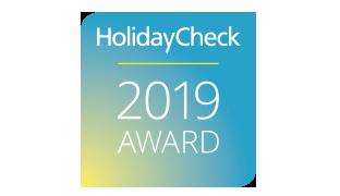 Award HolidayCheck